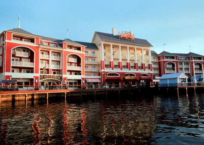 Disney's Boardwalk Inn & Villas - Photo by Disney