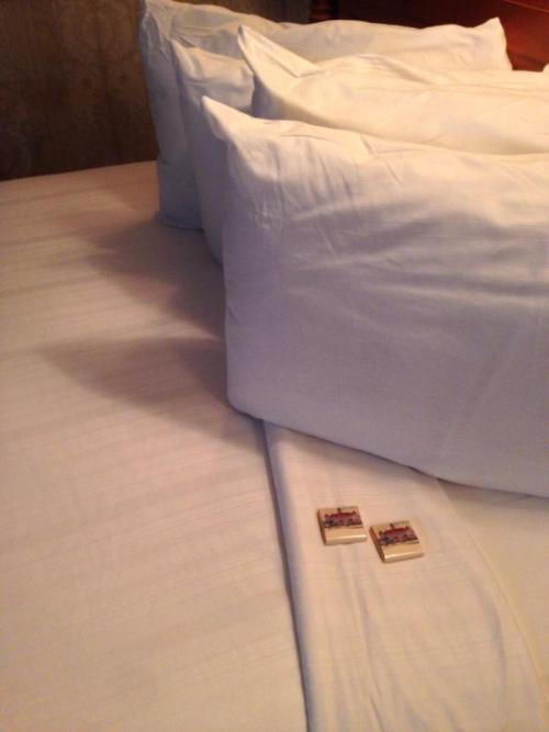 Nightly turn down service