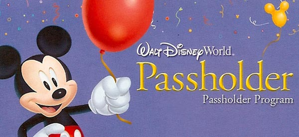 Walt Disney World Annual Passholder Program