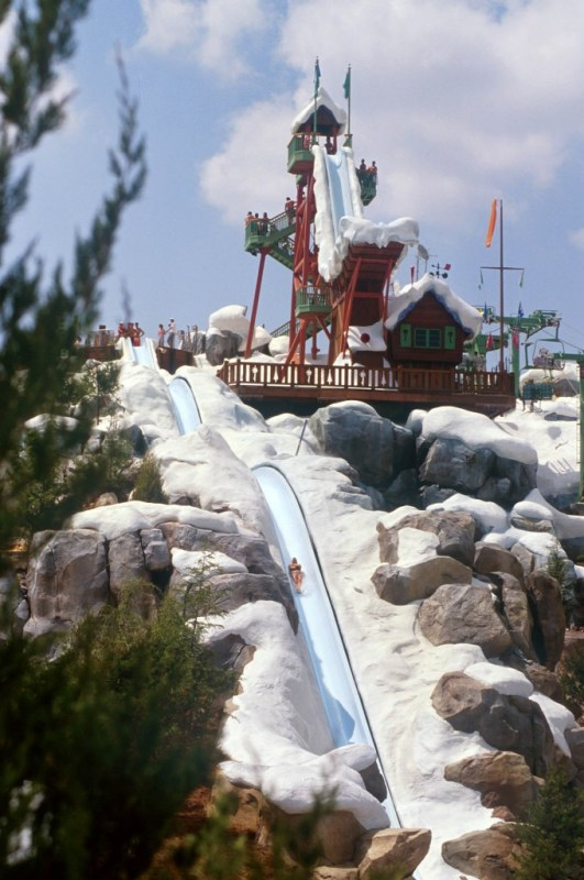 Disney's Blizzard Beach - Photo by Disney