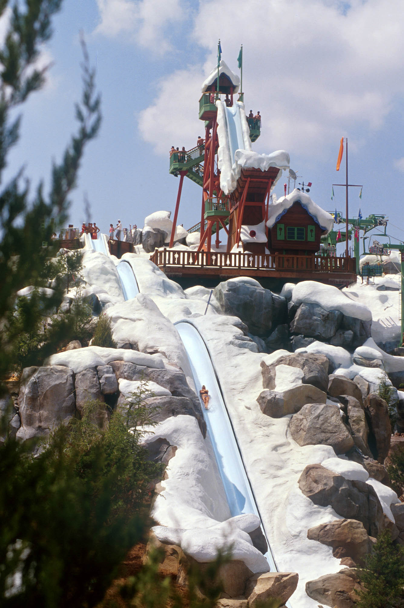 Blizzard Beach Magical Distractions