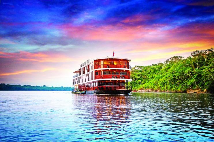 Adventures by Disney Ecuador Amazon - Maryna Marsto