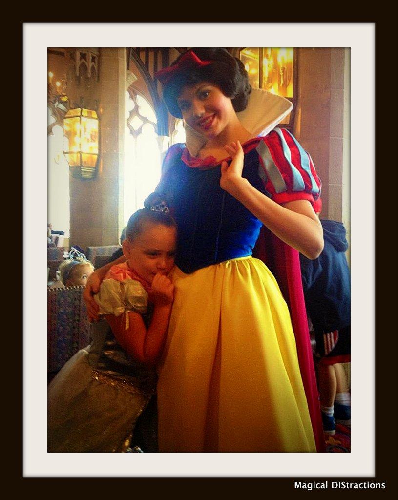 CRT Snow White