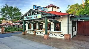 Fairfax Fare