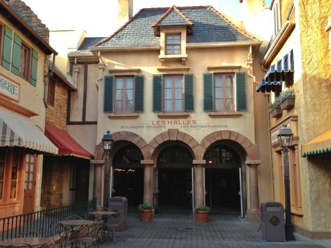 Les Halles Boulangerie & Patisserie