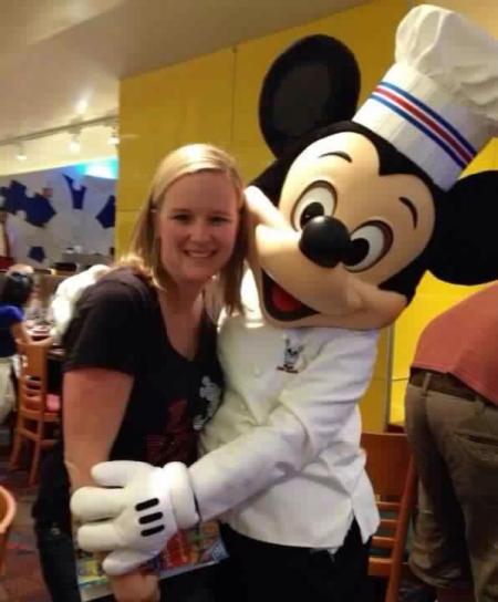 Chef Mickey's - Caroline & Mickey