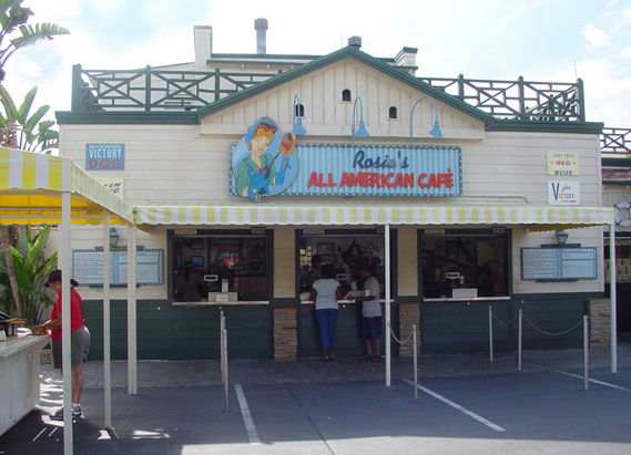 Rosie's All-American Cafe
