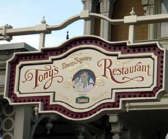 Dine where Lady & The Tramp shared their famous first date!