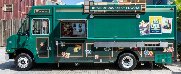 World Showcase of Flavors Food Truck