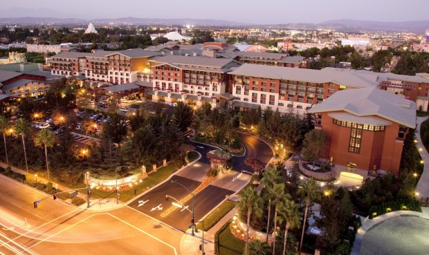 Disney's Grand Californian Hotel & Spa-Photo by Paul Hiffmeyer/Disneyland