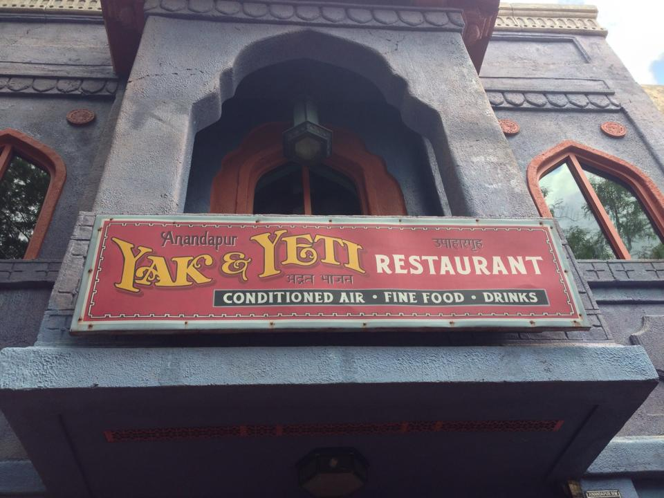 Image result for yak & Yeti rickshaw rickie