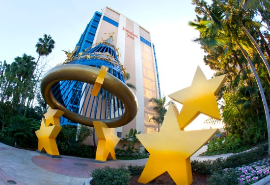 Disneyland Hotel - Photo by Paul Hiffmeyer