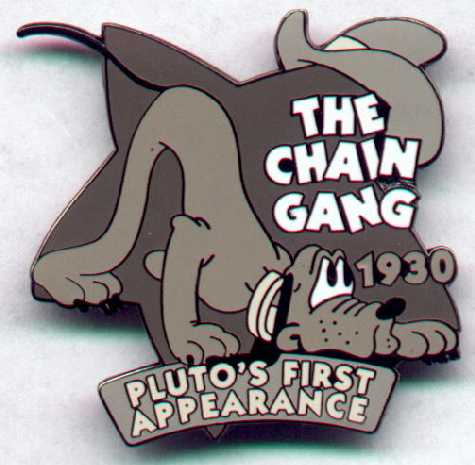 Pluto's First Appearance September 5, 1930