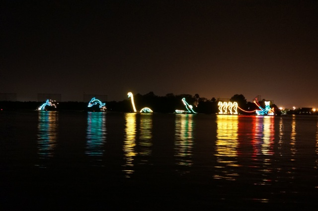 Electrical Water Pageant - Photo by Mary Spina