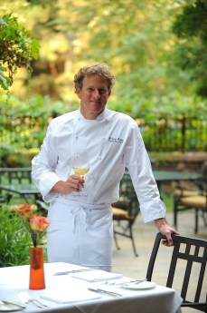 Andrew Sutton, Executive Chef at Napa Rose