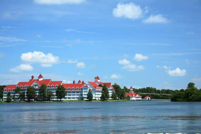 Grand Floridian - photo by Lea Stickel