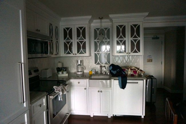 Kitchen - Image by Mary Spina