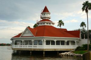 Narcoossee's from the dock at Disney's Grand Floridian Resort and Spa