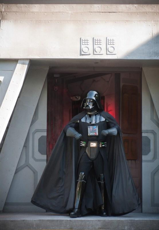 Star Wars Weekends HS  Darth Vader