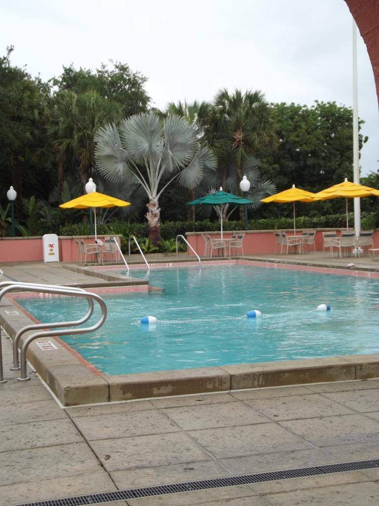 cbr quiet pool