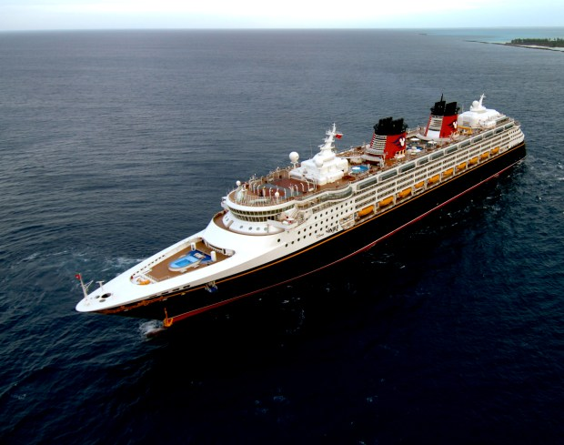 Disney Wonder - Photo by Disney