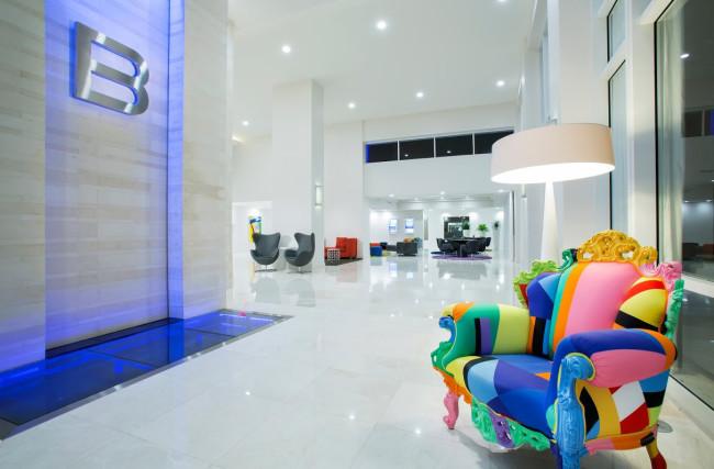 Lobby - Image Courtesy of B Resort & Spa
