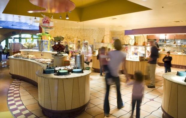 Goofy's Kitchen - Photo by Disney