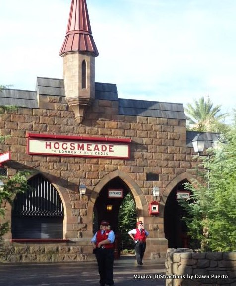 Universal Islands of Adventure - Hogsmeade