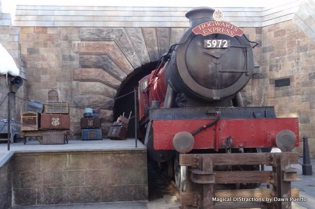 HP Hogwarts Express
