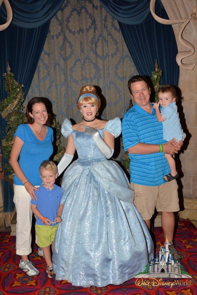 Cinderella's Royal Table with Cindy