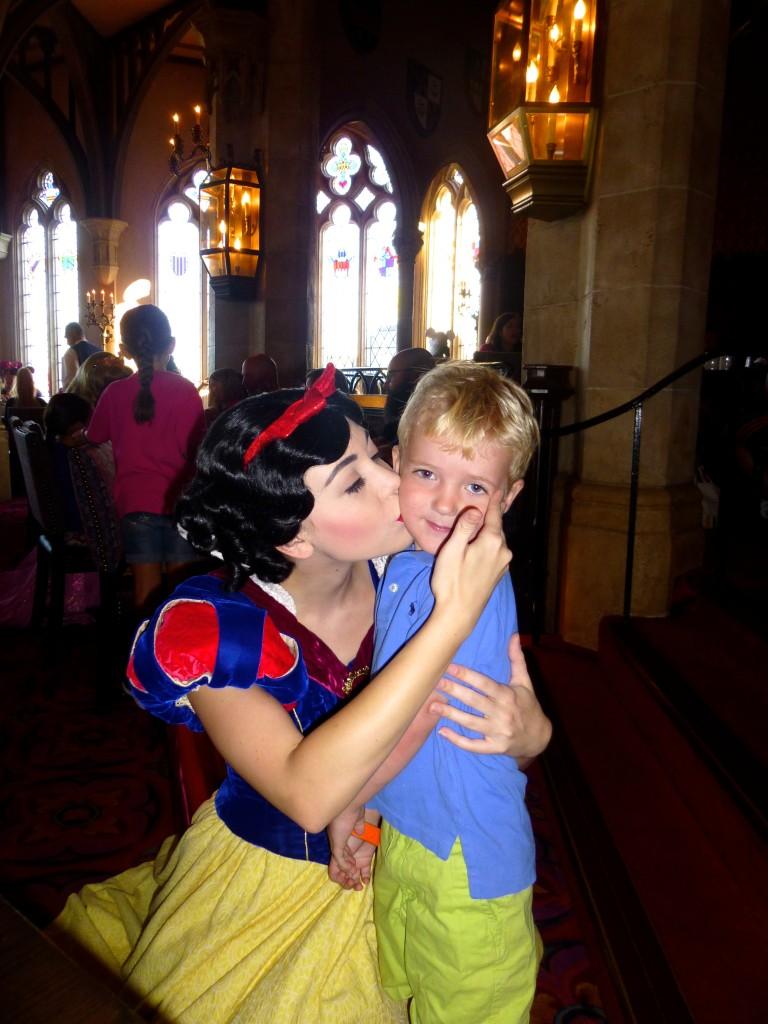 Cinderella's Royal Table Snow White
