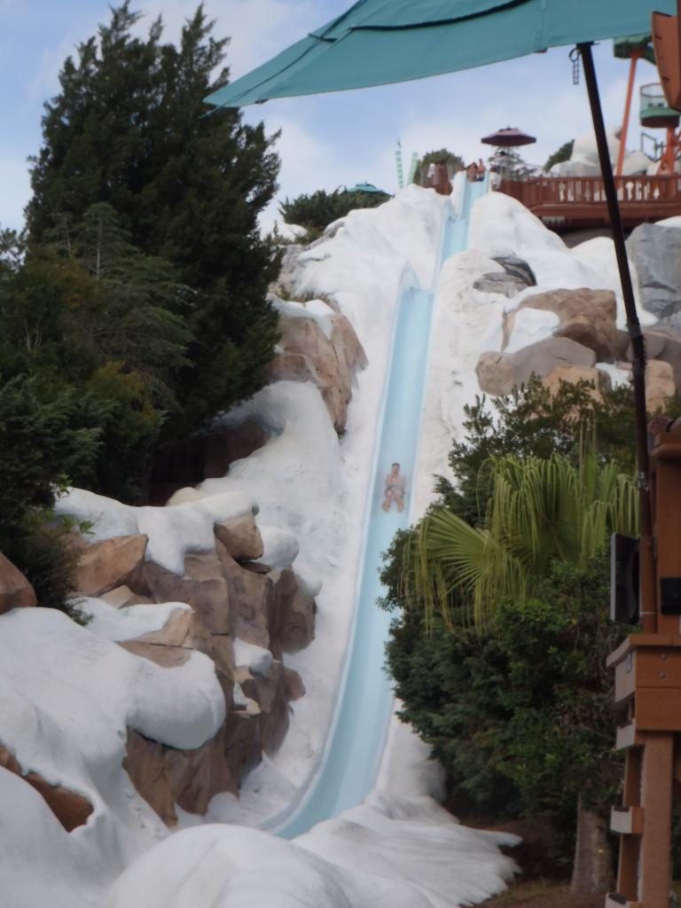 Summit Plummet And Slush Gusher At Disney S Blizzard Beach Have Gone