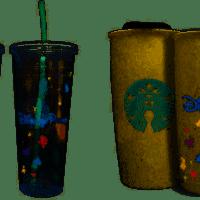 NEW Disney Parks' Starbucks Merchandise!
