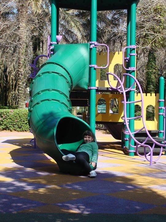 Playground - Pat Watterson