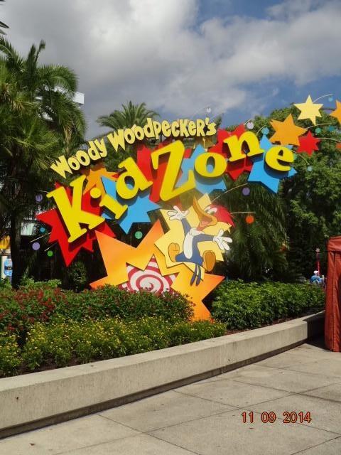 Woody Woodpecker's KidZone