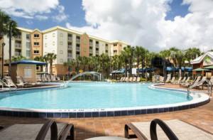 Holiday Inn Resort Lake Buena Vista - Pool Area