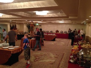 Disney's Vero Beach Resort Buffet