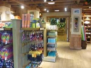 Gift shop at Disney's Vero Beach Resort