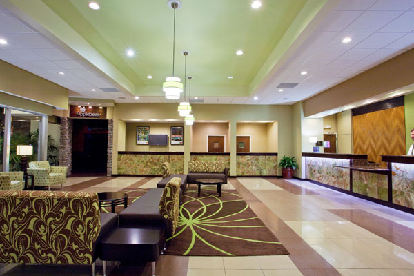Holiday Inn Resort Lake Buena Vista- Reception