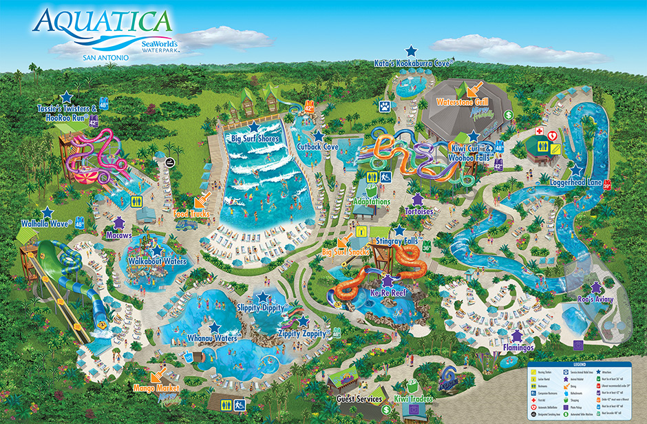 Aquatica Orlando Magical Distractions