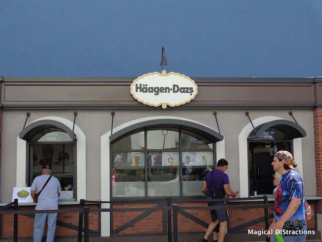 DD- Haagen Daaz West Side