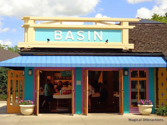 DD - Basin