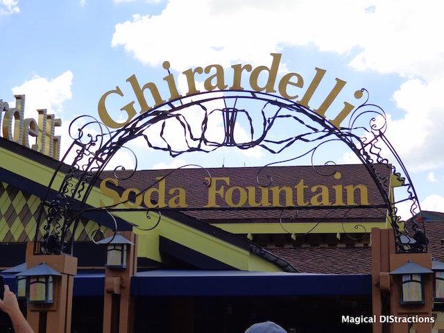 DD - Ghirardelli