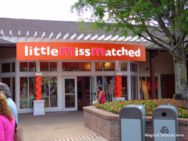 DD - Little Miss Matched