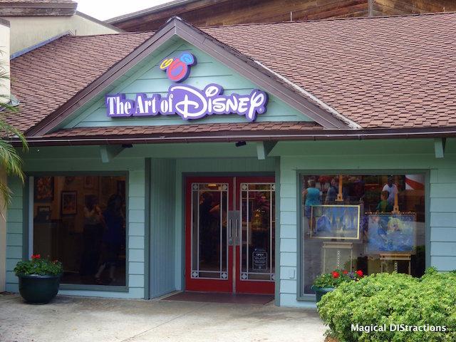 DD - The Art of Disney
