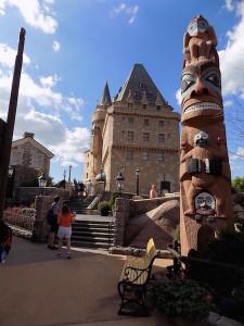 Epcot - Canada Pavilion