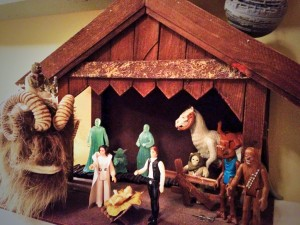 Star Wars Manger