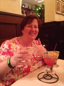 Margarita Flight at Hollywood Brown Derby
