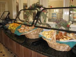 Candy Cane Inn Continental Breakfast