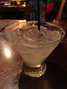 The Classic Margarita at La Cava del Tequila in Epcot
